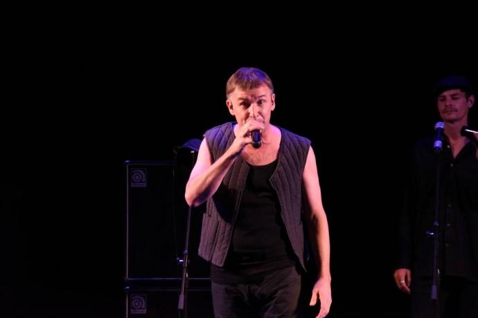 Концерт группы Лесоповал 7