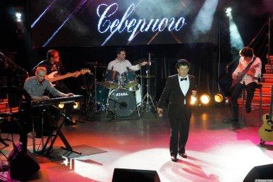 Евгений Любимцев на сцене XIX фестиваля памяти Аркадия Северного 8