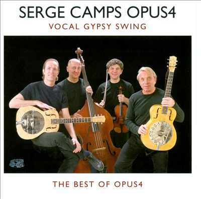 "Serge Camps Opus4 ""The best of Opus4», 2010 г."