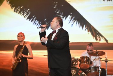 Олег Заикин на 24-м фестивале памяти Аркадия Северного 8