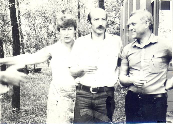 Александр Розенбаум, Счастный, Шишкина Валя