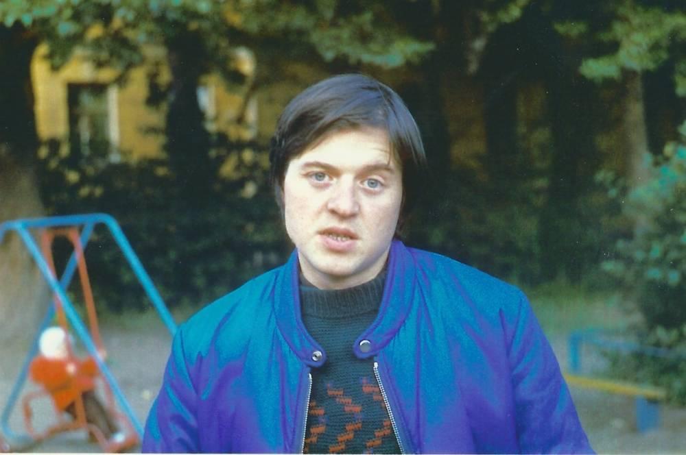 Александр Шеваловский 1981