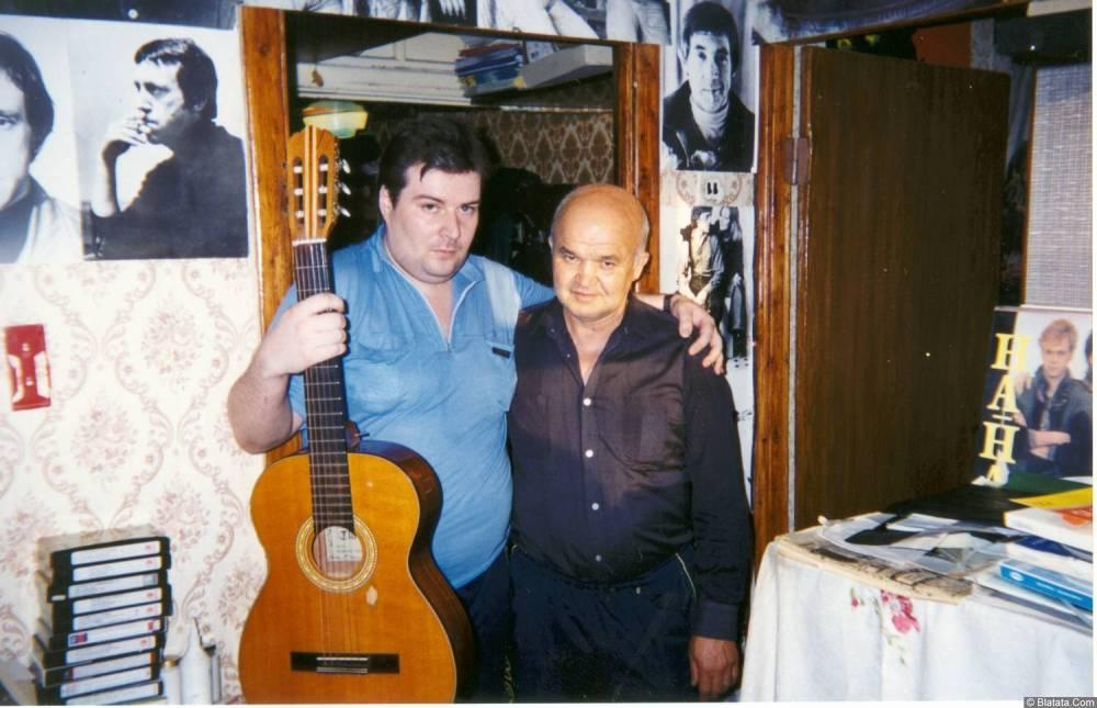 Александр Волокитин, Стас Ерусланов