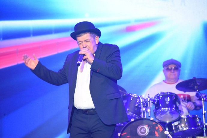 Евгений Любимцев на 24-м фестивале памяти Аркадия Северного 25