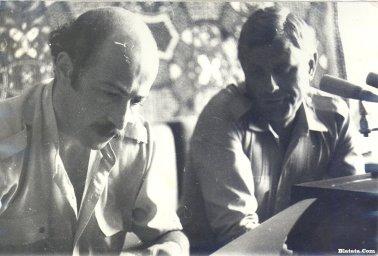 Александр Розенбаум и Игорь Счастный