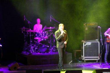Алексей Брянцев в костюме на концерте 16 декабря 2014 года