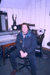 Юрий Лоза в студии