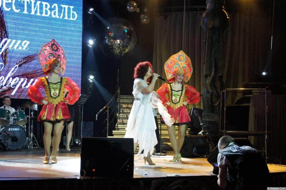 Ирина Каспер фото с XIX фестиваля памяти Аркадия Северного 15