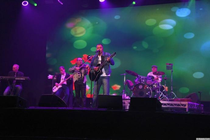 Павел Берденников на 24-м фестивале памяти Аркадия Северного 7