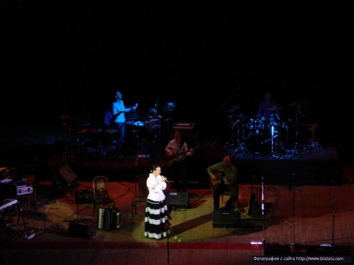 Выступление Елены Ваенги 15
