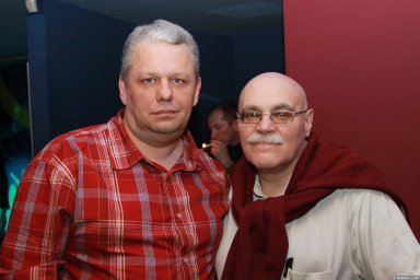 Виктор Золотухин и Геннадий Норд