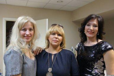 Марина Смирнова фото с XIX фестиваля памяти Аркадия Северного 2