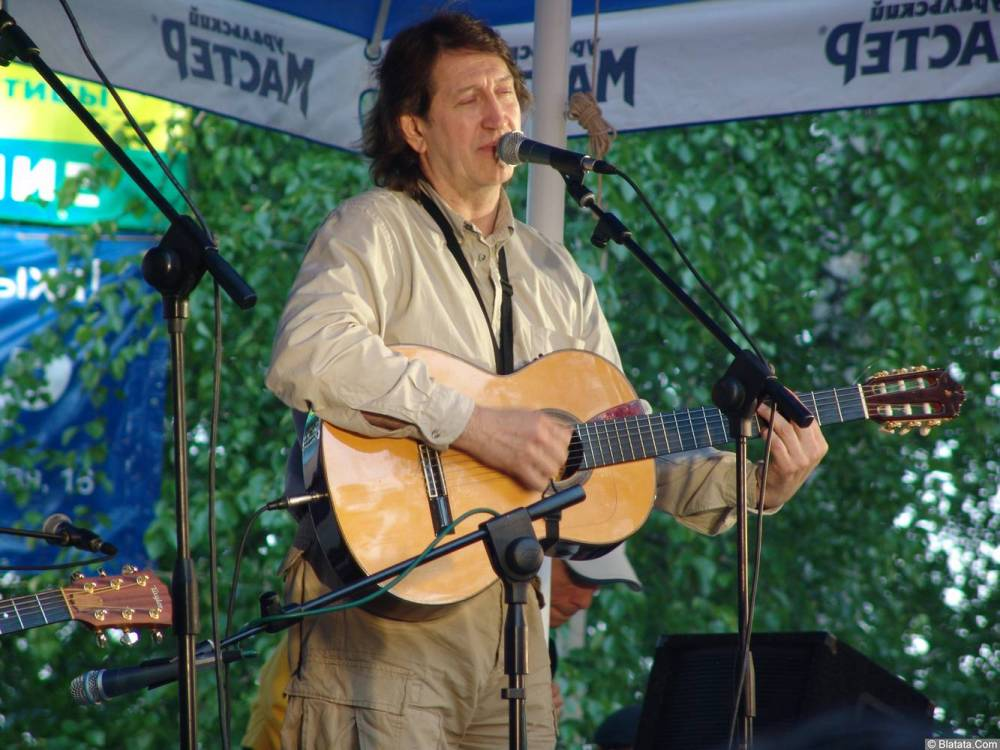 Олег Митяев на Ильменке-2006