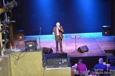 Михаил Грубов на сцене