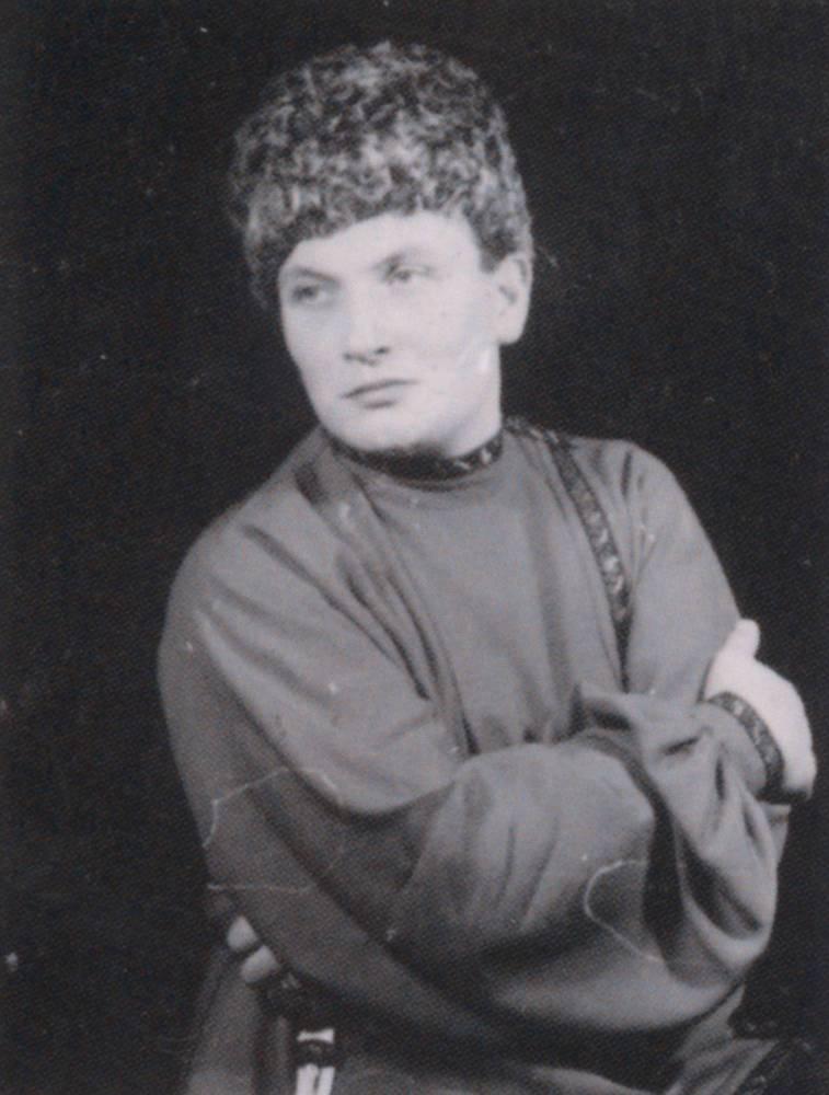 Ivan Rebroff в молодости в роли казака