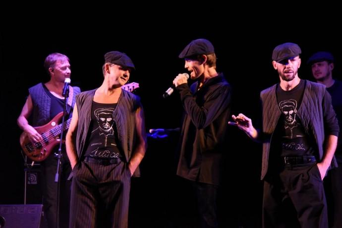 Концерт группы Лесоповал 13