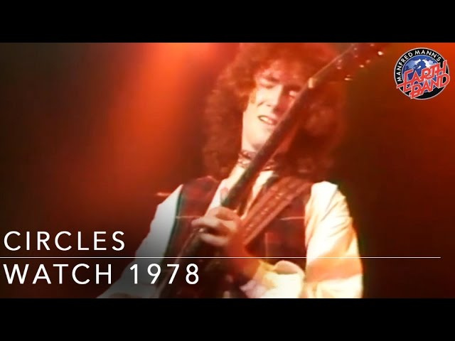 Manfred Mann's Earth Band - Circles (Watch 1978)